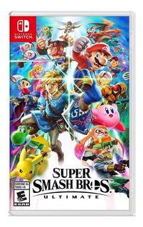 Nintendo Switch ..... Super Smash Bros Ultimate