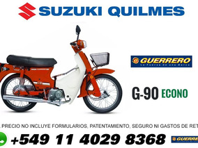 Guerrero G90 Econo Entrega Inmediata Agente Oficial Suzuki