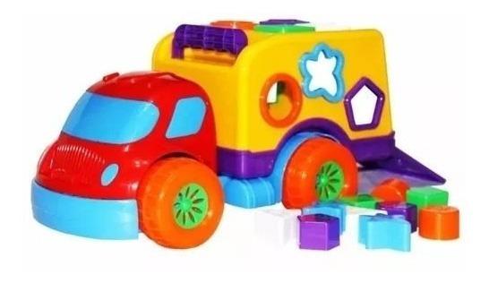 Brinquedo Educativo Carrinho Robustus Dive For Baby Menino