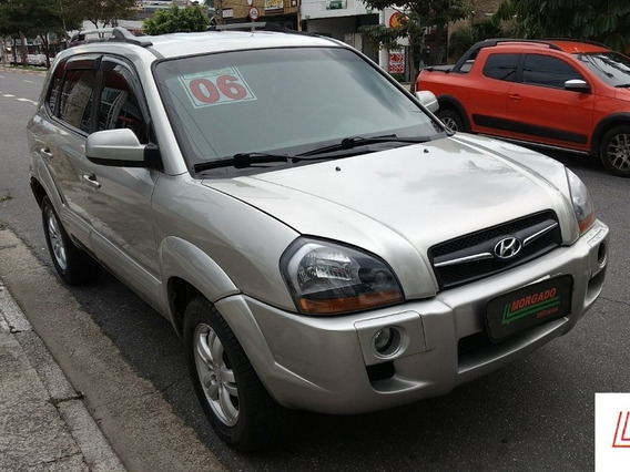Hyundai Tucson 2.0 16v Mec. Completa 2006 Conservada