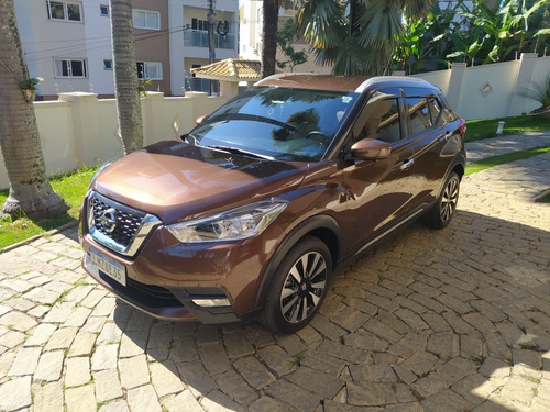 Nissan Kicks 2019 1.6 16v Sl Aut. 5p