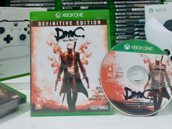 Dmc Devil May Cry Original Para Xbox One Sem Riscos
