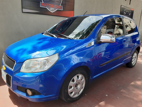 Chevrolet Aveo Lt Speed
