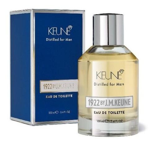 Perfume 1922 By J.m Keune Eau De Toilette Lançamento
