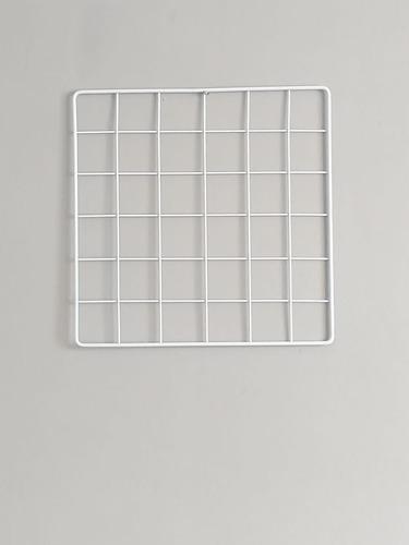 Memory Board Grade 30x30 Cor Branco + 6 Grampinhos
