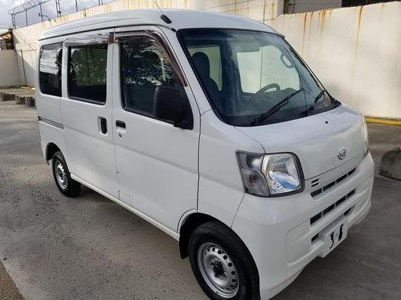 Vendo Daihatsu Hijet 2014 Inicial 100,000 Financiamiento Dis