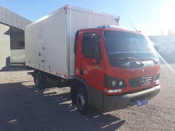 Mercedes-benz 915-c (accelo) 4x2 Sorveteira 2009