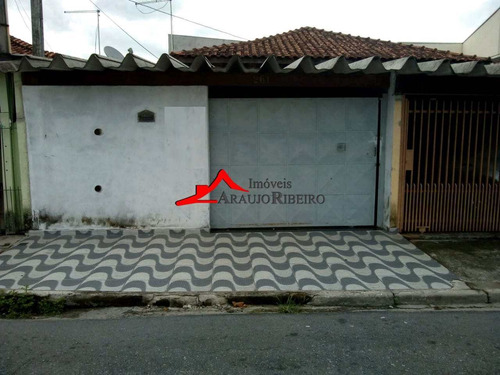 Imagem 1 de 13 de Casa Com 2 Dorms, Parque São Luís, Taubaté - R$ 200 Mil, Cod: 60665 - V60665