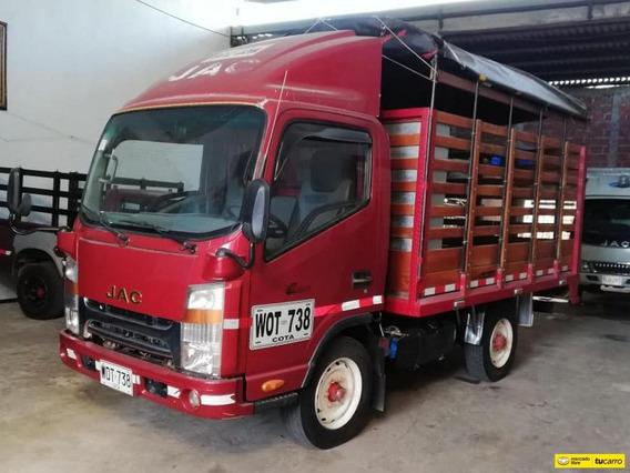 Jac Hfc1035 Kn Camion Estacas