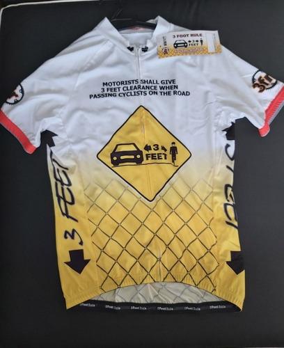 Imagem 1 de 3 de Camisa De Ciclismo Importada