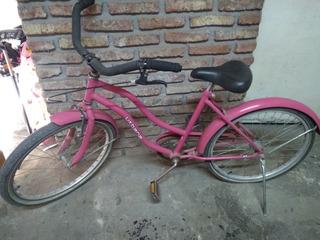 Bicicleta R24 Nena Cuidada