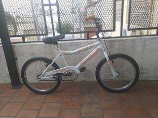 Bicicleta Fiorenza Cross Rodado 20 Impecable Lista Para Usar