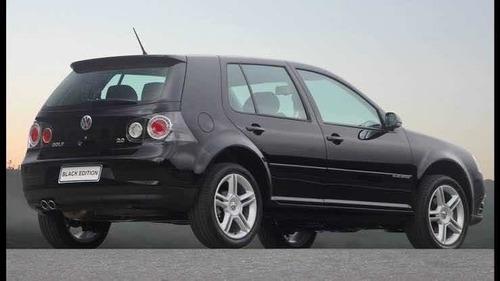 Volkswagen Golf 2013 2.0 Black Edition Total Flex 5p