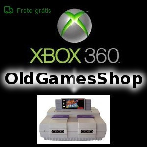 Emulador Snes P Xbox 360 + 3250 Jogos Envio P Email