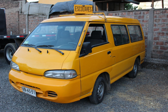 Hyundai H100 2002 Grace 2.5 Minibus Escolar Diesel Facilidad