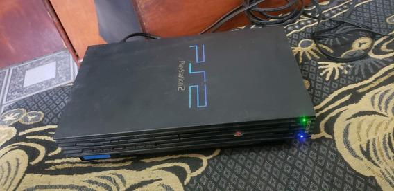 Playstation 2 Fat Só O Console Ele Liga Mas Leia Em Obs E3