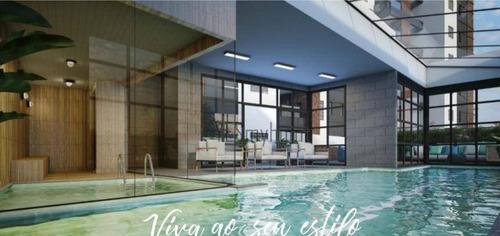 Apartamento À Venda, 65 M² Por R$ 560.000,00 - Cristo Rei - Curitiba/pr - Ap2334