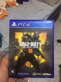 Jogo Call Of Duty Black 4 Ps4