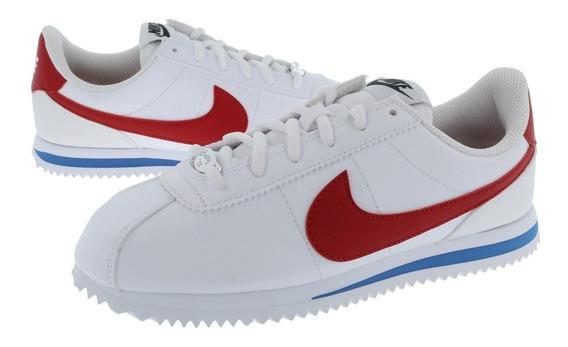 Tenis Nike Cortez Basic Sl Junior Unisex Casual Urbano Orig