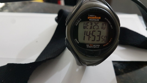 Relógio Timex Ironman Triathlon Digital Transmission Heart
