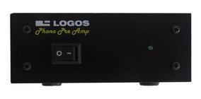 Pre Amplificador Para Toca Discos (riaa) - Capsula Ceramica