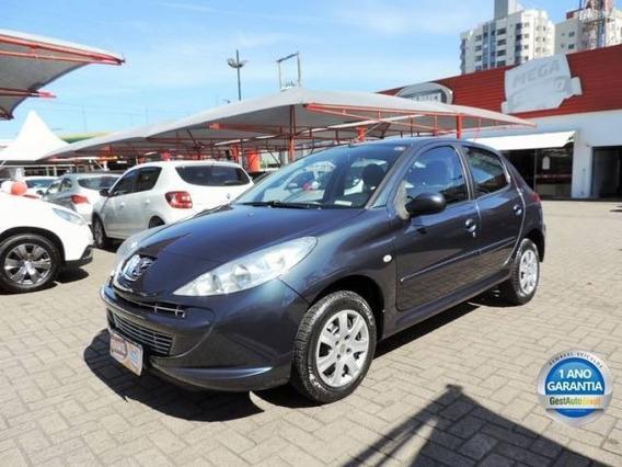 Peugeot 207 Xr 1.4 8v Flex, Mkz4891
