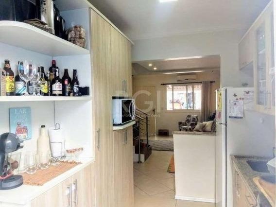 Casa Condomínio Em Fátima Com 2 Dormitórios - Ot7111