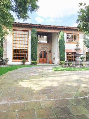 Hermosa Residencia En Camino Real De Tetelpan, Alvaro Obregon