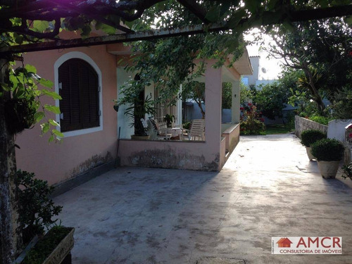 Imagem 1 de 17 de Maravilhosa Casa Térrea, Estilo Chácara, Terreno 750 M², 3 Dorm, 4 Vagas, Pomar, Por R$600.000,00 - Ca0124