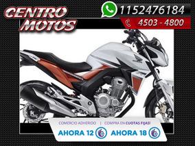 Honda Cb 250 Twister Nuevo!! Permuto Centro Motos