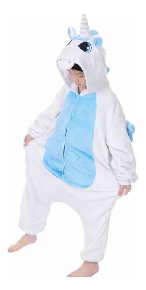 Pijama Stitch Kigurumi Unicornio Arcoiris Niños
