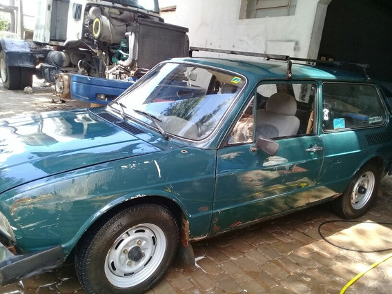 Volkswagen Brasília 78