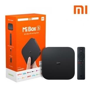 Tv Android 4k Hd Xiaomi Mi Box S Chromecast Netflix Hbo
