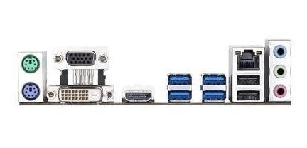 Placa Mã3 Gigabyte A320m-s2h Ddr4 Socket Am4