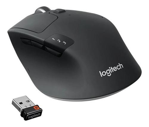 Mouse Logitech M720 Triathlon Multi Computador