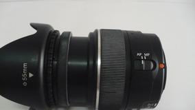 Lente Sony 18 55mm Sal A-mount F\3.5 5.6