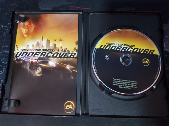 Need For Speed Undecover - Pc Original