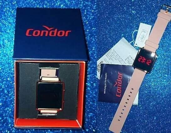 Relógio Digital Condor