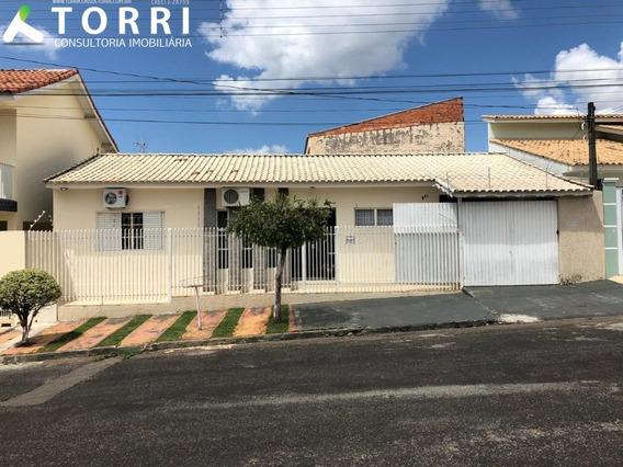 Casa Em Região Nobre - Ca01791 - 67618959