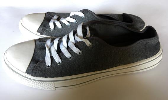 Zapatos Tipo Converse. Tbeo.
