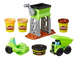Play-doh Wheels Grava Y Pavimento Play-doh Wheels Gr Tk037