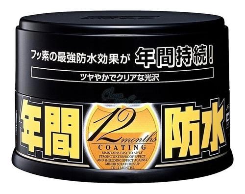 Soft99 Fusso Coat Wax Colores Oscuros 200 Gramos