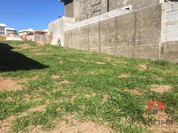 Terreno Residencial No Condomínio Portal De Bragança Horizonte - Te0297