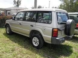 Puntera Trasera Mitsubishi Montero 92/96 ,