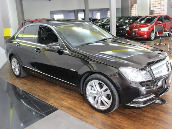 Mercedes-benz C-200 Cgi Avantgarde 1.8 16v, Ert0302