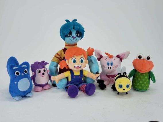 Kit Completo 7 Personagens O Diário De Mika - Lovely Toys