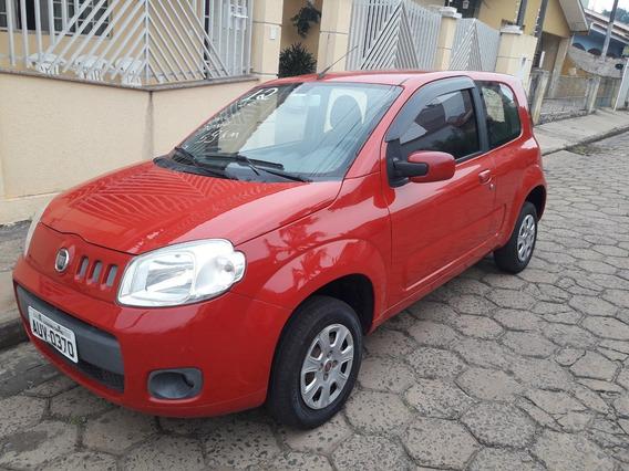 Fiat Uno Vivace 75cv, 2012, Flex, Impecável 2p.