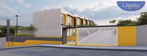 Imagem 1 de 15 de Casa Em Condomínio Para Venda Em Itaquaquecetuba, Jardim Europa, 2 Suítes, 3 Banheiros, 1 Vaga - 201201e_1-1673418