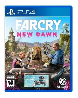 Far Cry New Dawn Ps4 Juego Físico Sellado Español Latino