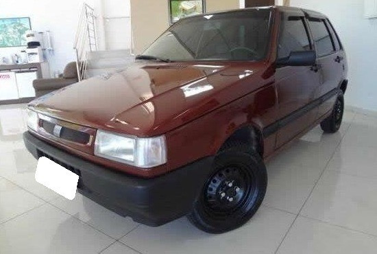 Fiat Uno 1.0 Mille Eletronic 8v Gasolina